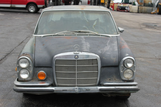 1971 Mercedes-Benz 300-Series ENGINE AND TRANSMISSION ONLY!!!
