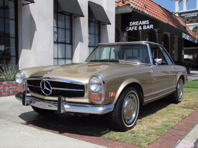 1971 Mercedes-Benz SL-Class California Coupe