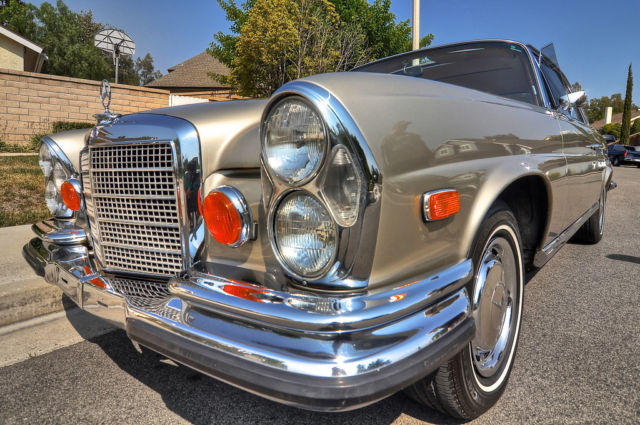 1971 mercedes benz 280se 3 5 coupe for sale photos for Walter s mercedes benz riverside