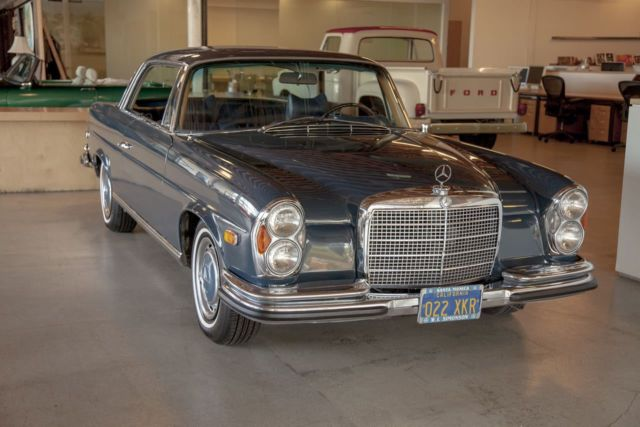 1971 Mercedes-Benz 200-Series 280SE 3.5 SUNROOF COUPE
