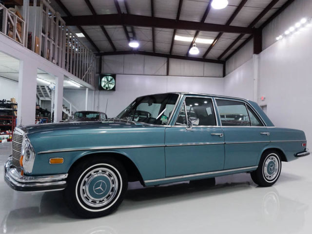 1971 Mercedes-Benz 200-Series 280SEL, BOUGHT NEW BY ELVIS PRESLEY!