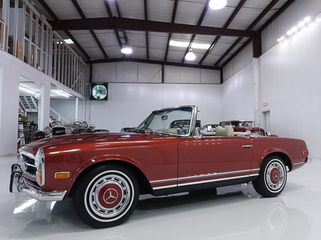 1971 Mercedes-Benz 200-Series Roadster, METICULOUS COLLECTOR OWNERSHIP!
