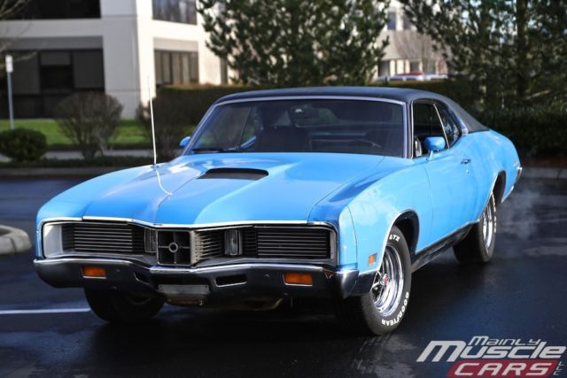 1971 Mercury Other CYCLONE GT