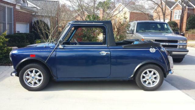 1971 Morris Mini Cooper 1275 S Convertible For Sale Photos