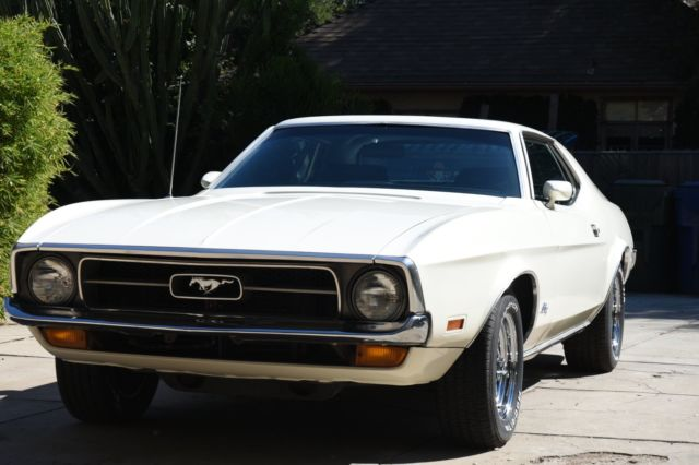 1971 Ford Mustang Grande