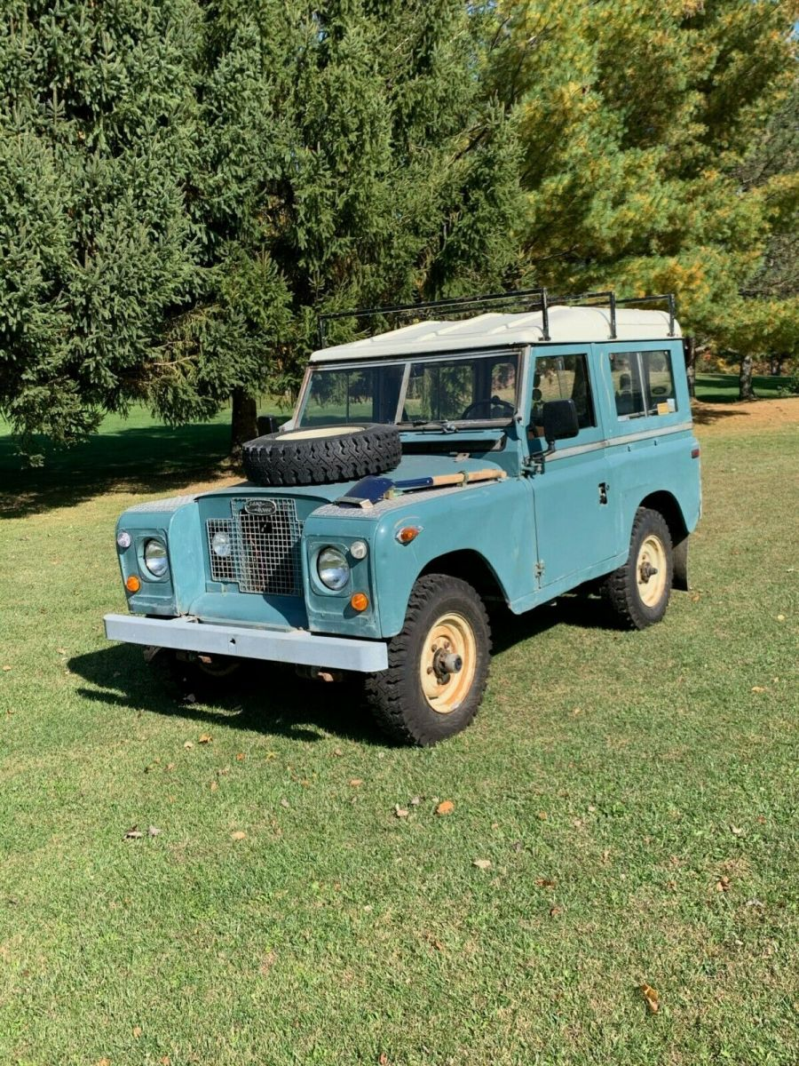1971 Land Rover Other