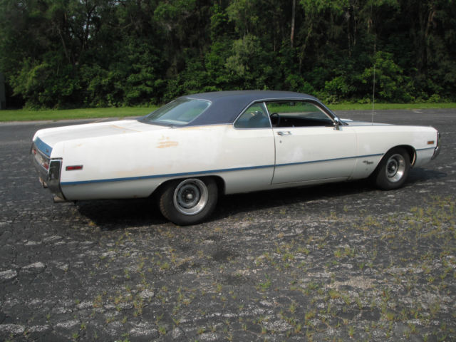 Auto Sales In Newport Ar: 1971 Newport, Fresh 440, Solid Arkansas Body, Dodge