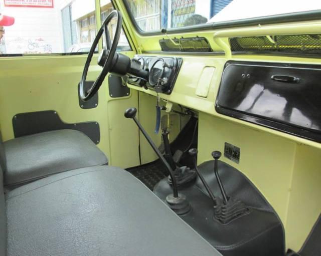 1971 Nissan Patrol for sale: photos, technical