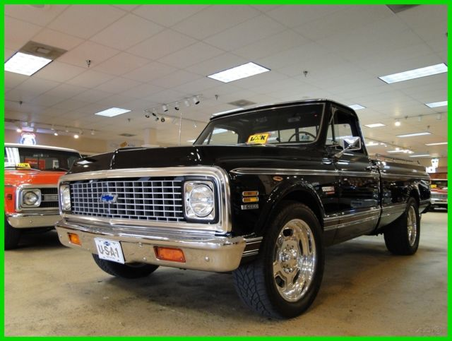 1971 Chevrolet C-20 Numbers Matching