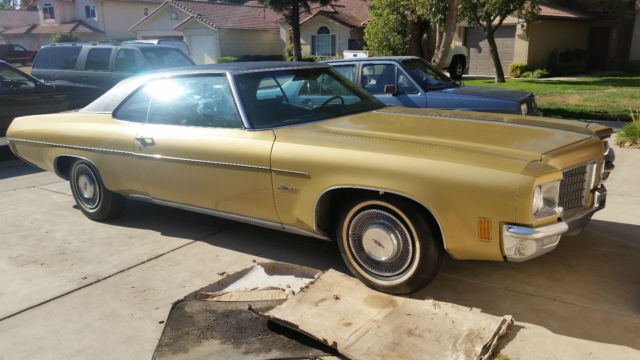 1971 Oldsmobile Eighty-Eight Custom 88