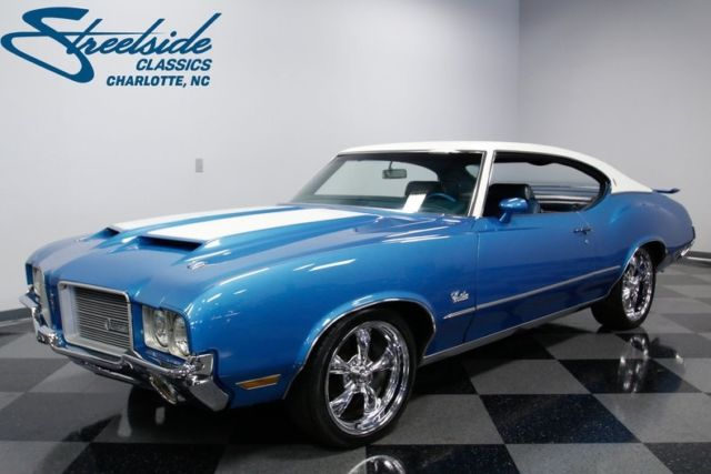 1971 Oldsmobile Cutlass --