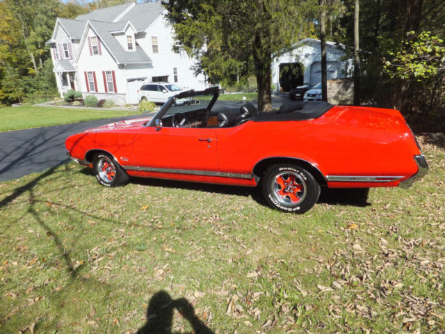 1971 Oldsmobile Cutlass Cutlass