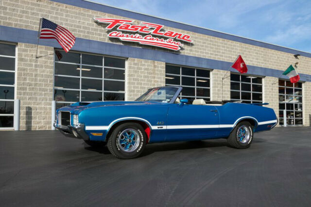 1971 Oldsmobile Cutlass Cutlass Supreme Convertible