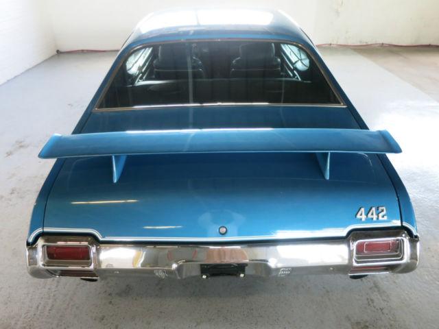 1971 Oldsmobile Cutlass Tribute 442 W30 455 Auto For Sale