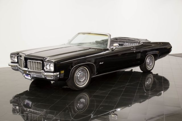 1971 Oldsmobile Delta Royal 88 Convertible