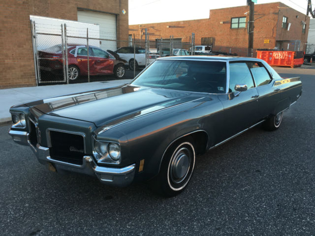 1971 Oldsmobile Ninety-Eight