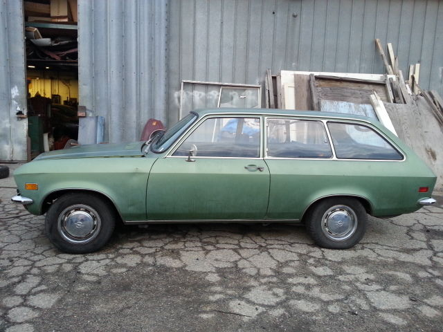 1971 Opel Other 1900