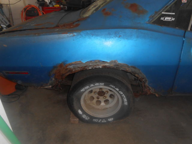 1971 PLYMOUTH CUDA 340 4 SPEED SHAKER CAR PROJECT for sale: photos