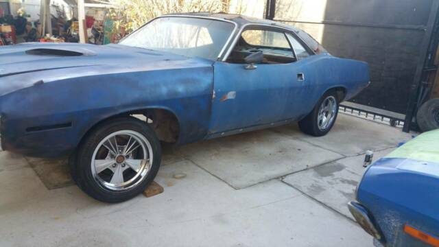 1971 Plymouth Cuda BB BS code project , barracuda 1970 for