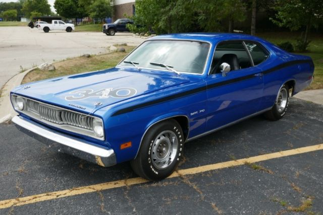 1971 Plymouth Duster - BUCKET SEATS & MIDDLE CONSOLE- 340/ AUTO- SEE VI