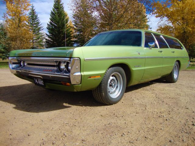 1971 Plymouth Fury Custom