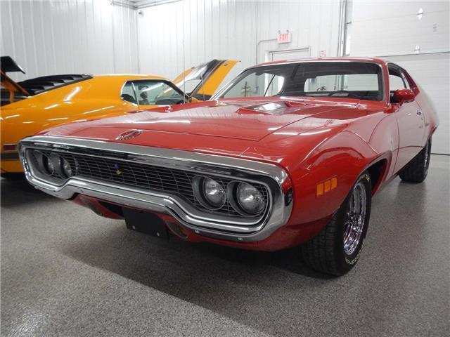 1971 Plymouth Road Runner --