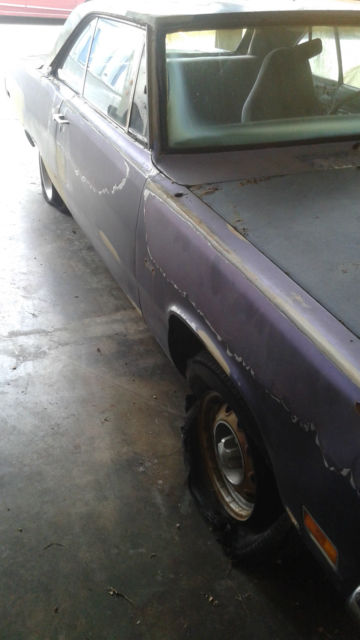 1971 Plymouth Other 2 door