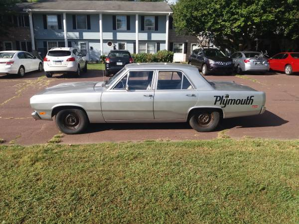 1971 Plymouth Valiant base