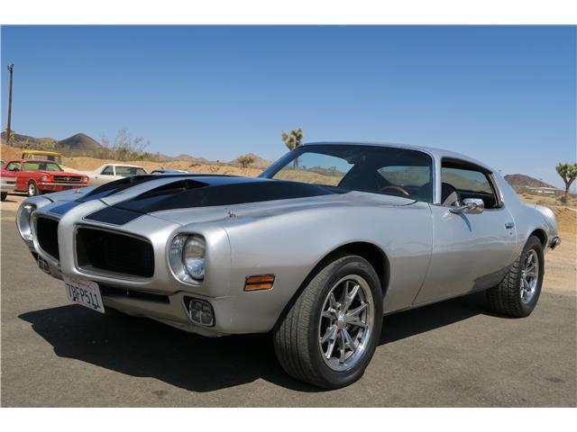 1971 Pontiac Firebird FUEL INJECTED
