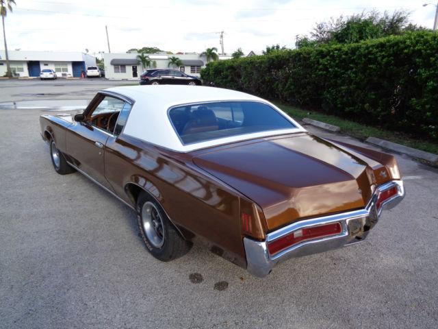 1971 Pontiac Grand Prix Model J 400 Engine 4BBL No Rust ...