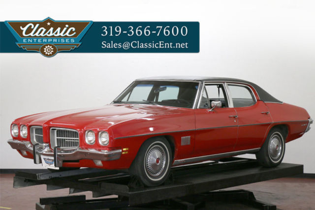 1971 Pontiac Le Mans Original Numbers Matching 350 V8 Factory Air