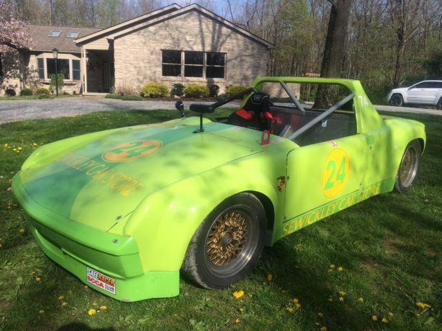 Porsche Vintage Race Car Scca For Sale Photos