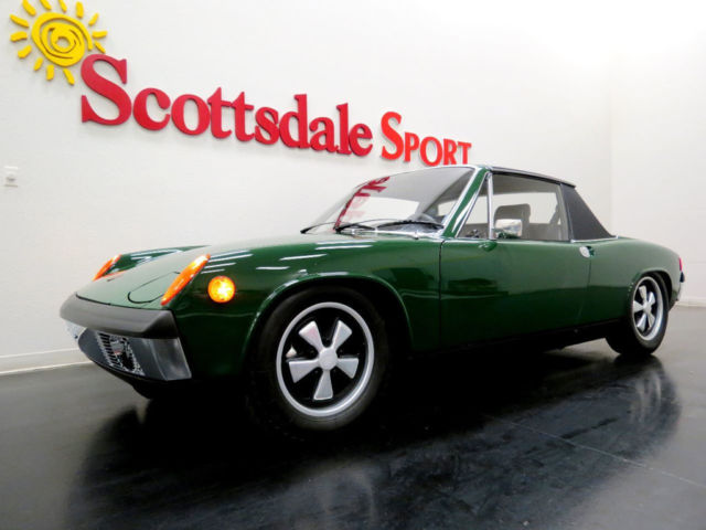 1971 Porsche 914 AWARD WINNING CONCOURS RESTORATION...JAW DROPPING