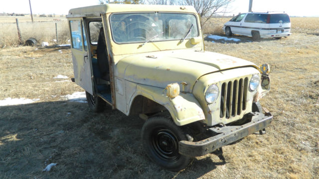 1971 postal jeep dj5 right hand drive rhd dry western jeep for sale photos technical. Black Bedroom Furniture Sets. Home Design Ideas