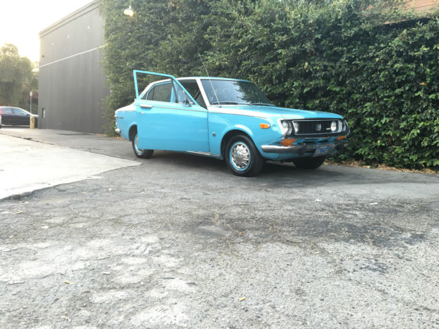 1971 Toyota Corona Mark 2