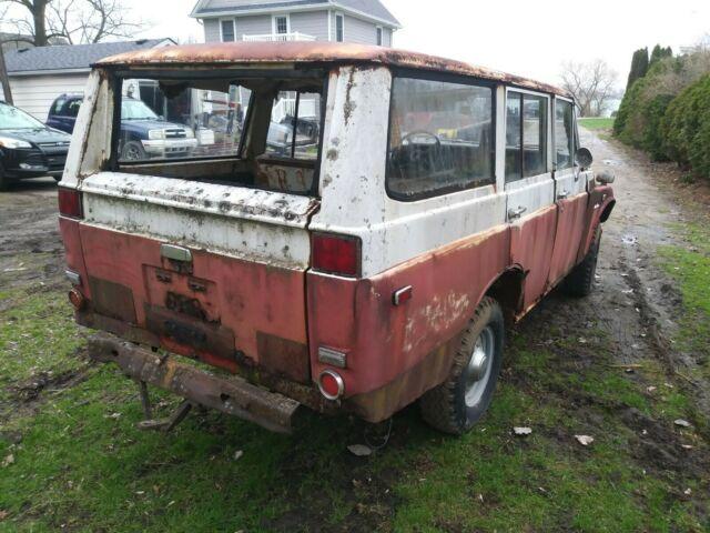 1971 Toyota FJ55 Landcruiser Restore or Parts No Reserve