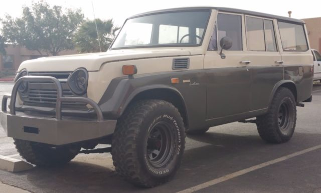 Used Cars For Sale In El Paso Tx >> 1971 Toyota Landcruiser FJ55 for sale: photos, technical specifications, description