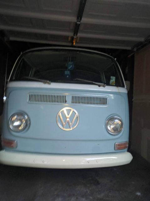 1971 Volkswagen Bus/Vanagon type 2