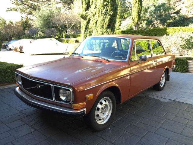 1971 Volvo Other 142E