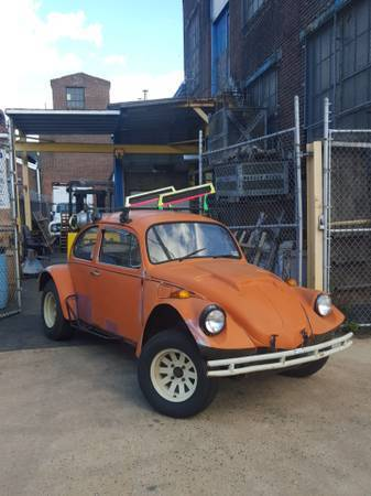 vw baja bug volkswagen beetle extras beach dune buggy offroad  sale  technical