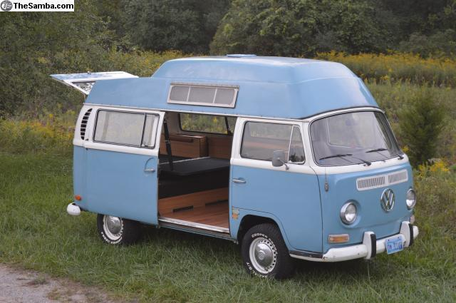 1971 Volkswagen Bus/Vanagon AdventureWagen