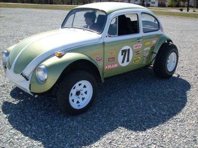 1971 Vw Super Beetle Baja For Sale Photos Technical
