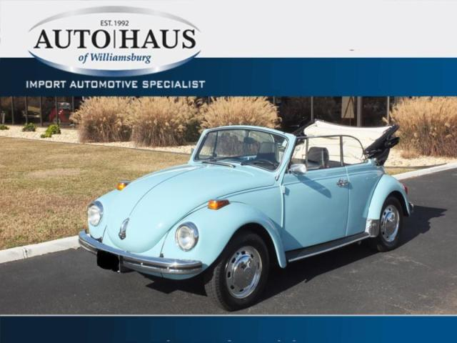 1971 Volkswagen Other Convertible