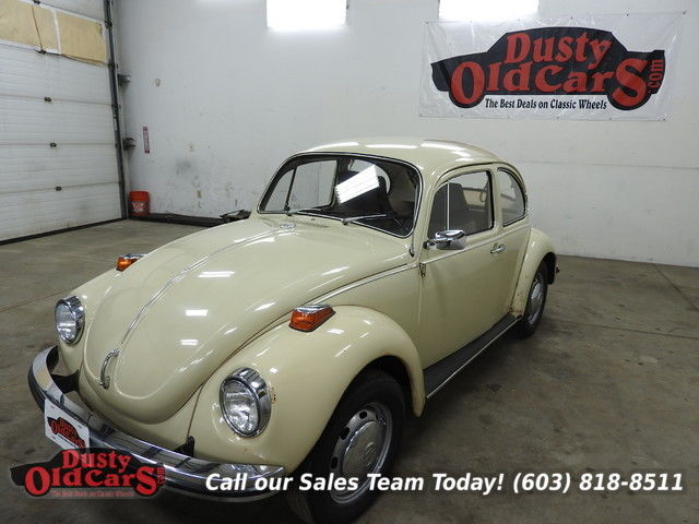 1971 Volkswagen Beetle - Classic Body Inter Good, Engine Needs Rebuild