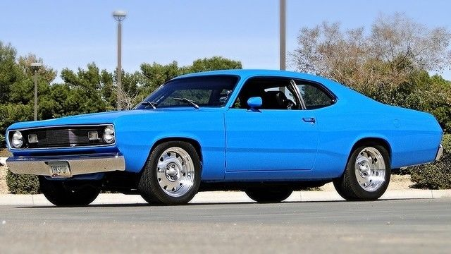 1972 Plymouth Duster LEATHER SEATS''POWER''
