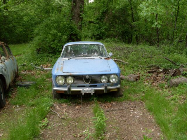 1972 Alfa Romeo GTV Project barn find - BILL OF SALE ONLY - NO TITLE