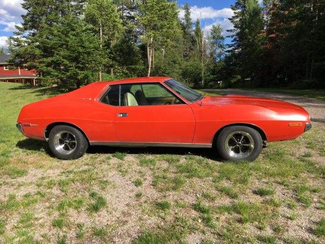1972 Amc Javelin Sst Classic Coupe Muscle Car For Sale Photos