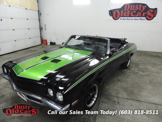 1972 Buick Skylark GS tribute Excel Cond 350V8 Top Down Fun
