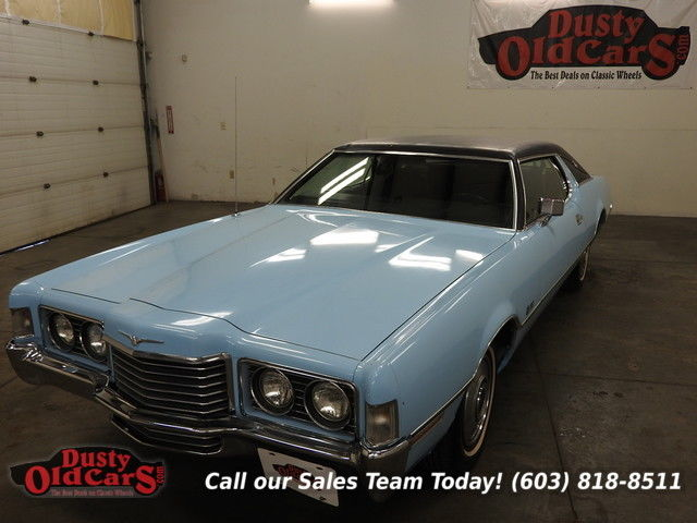 1972 Ford Thunderbird Runs Drives Great Body Interior VGood 429V8