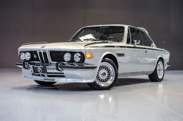 1972 BMW 3-Series Coupe
